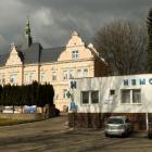 nemocnice Frýdlant bez lidí