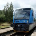 ilustrační osobní vlak