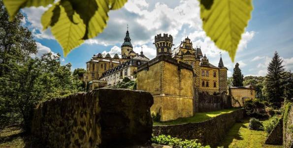 Na Frýdlantě je krásný nejen zámek!, odkaz se otevře v novém okně