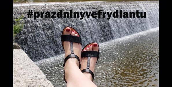 Vyfoťte své prázdniny ve Frýdlantu a vyhrajte