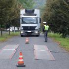 kontroly nákladní vozy