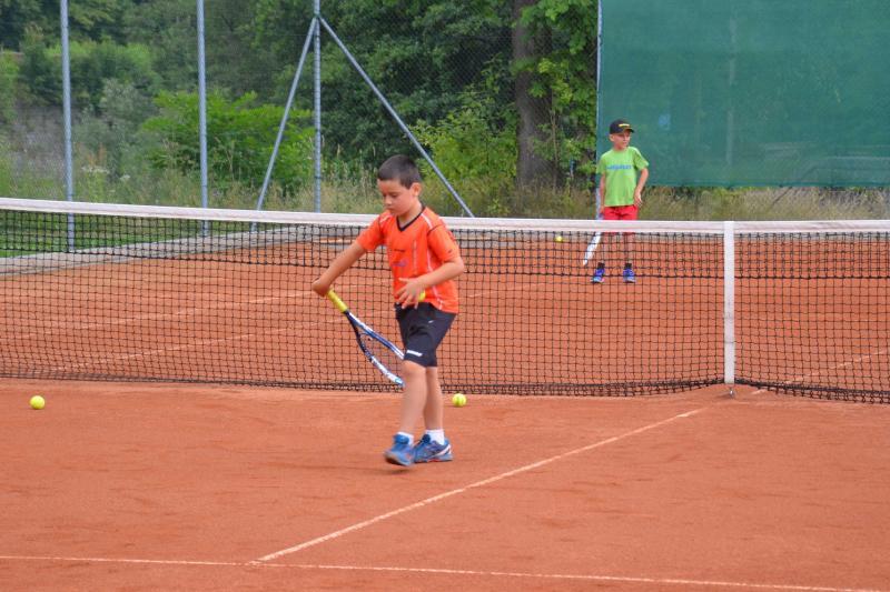 tenisový tábor 2