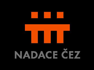logo Nadace ČEZ, obrázek se otevře v novém okně