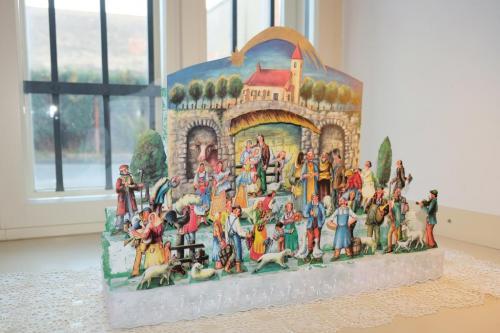 betlém okno, obrázek se otevře v novém okně