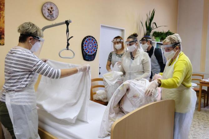 kurz základy ošetřovatelství 3