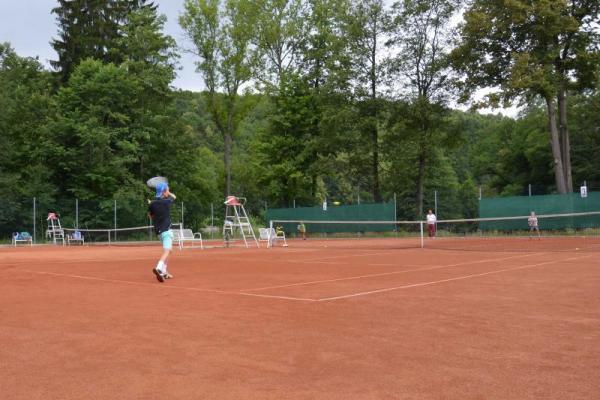 tenisový tábor 1